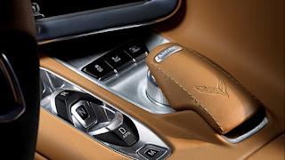 MAGAZIN CAR DESIGNS: THE NEW MODEL CHEVROLET CORVETTE STINGRAY IN THE 2020