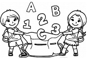 مذكرة لغة إنجليزية للصف الأول