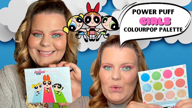 colourpop powerpuff girls