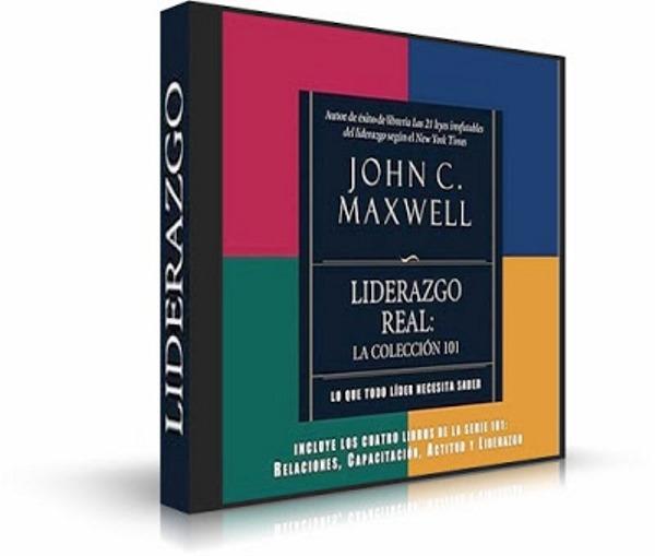 Liderazgo real la colección 101 – John Maxwell [4CDs AudioLibro]