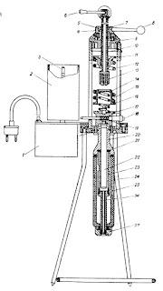 Конструкция вискозиметра