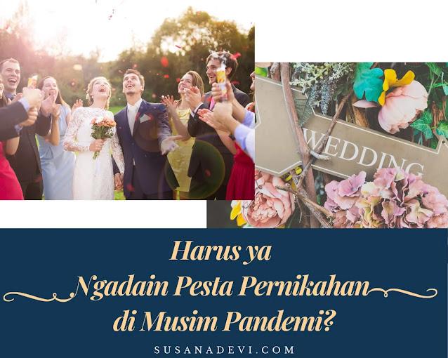 pernikahan di masa pendemi
