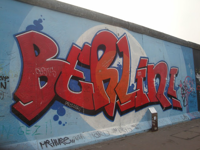 Dicas sobre Berlim no Instagram, Facebook e Youtube - East Side Gallery