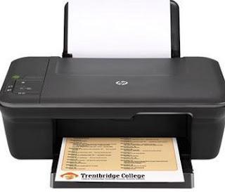 Printer HP Deskjet 1050 Driver Download