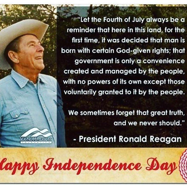 American President Quotes For The 4th Of July