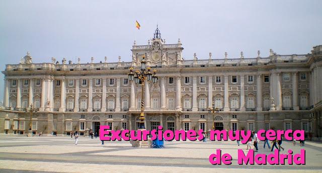 Excursiones desde Madrid de un dia o dos
