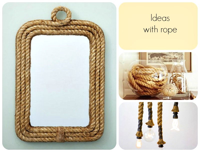 rope ideas