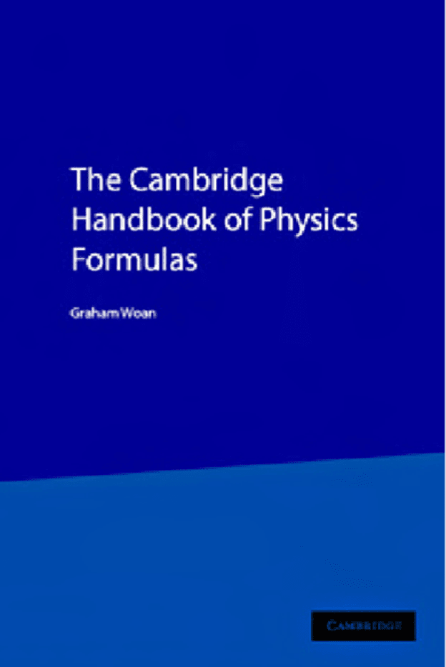 The-Cambridge-Handbook-of-Physics-Formulas-For-All-Competitive-Exam-PDF-Book