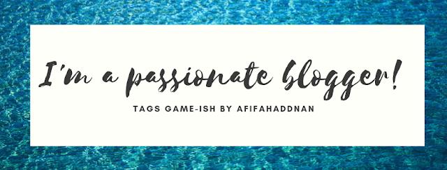 I'm A Passionate Blogger