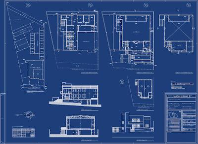 O projeto arquitetônico original da PIBJ, tal qual apresentado para aprovação na Prefeitura Municipal de Jaguariúna, ocorrida sem pedido de correções, após exaustiva análise das leis locais por parte deste arquiteto.