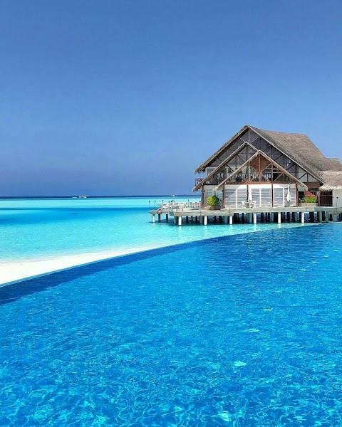 Wordless Wednesday    Anantara Dhigu Maldives Resort