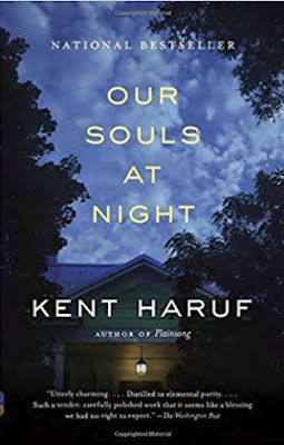 Our Souls at Night by Kent Haruf - book cover