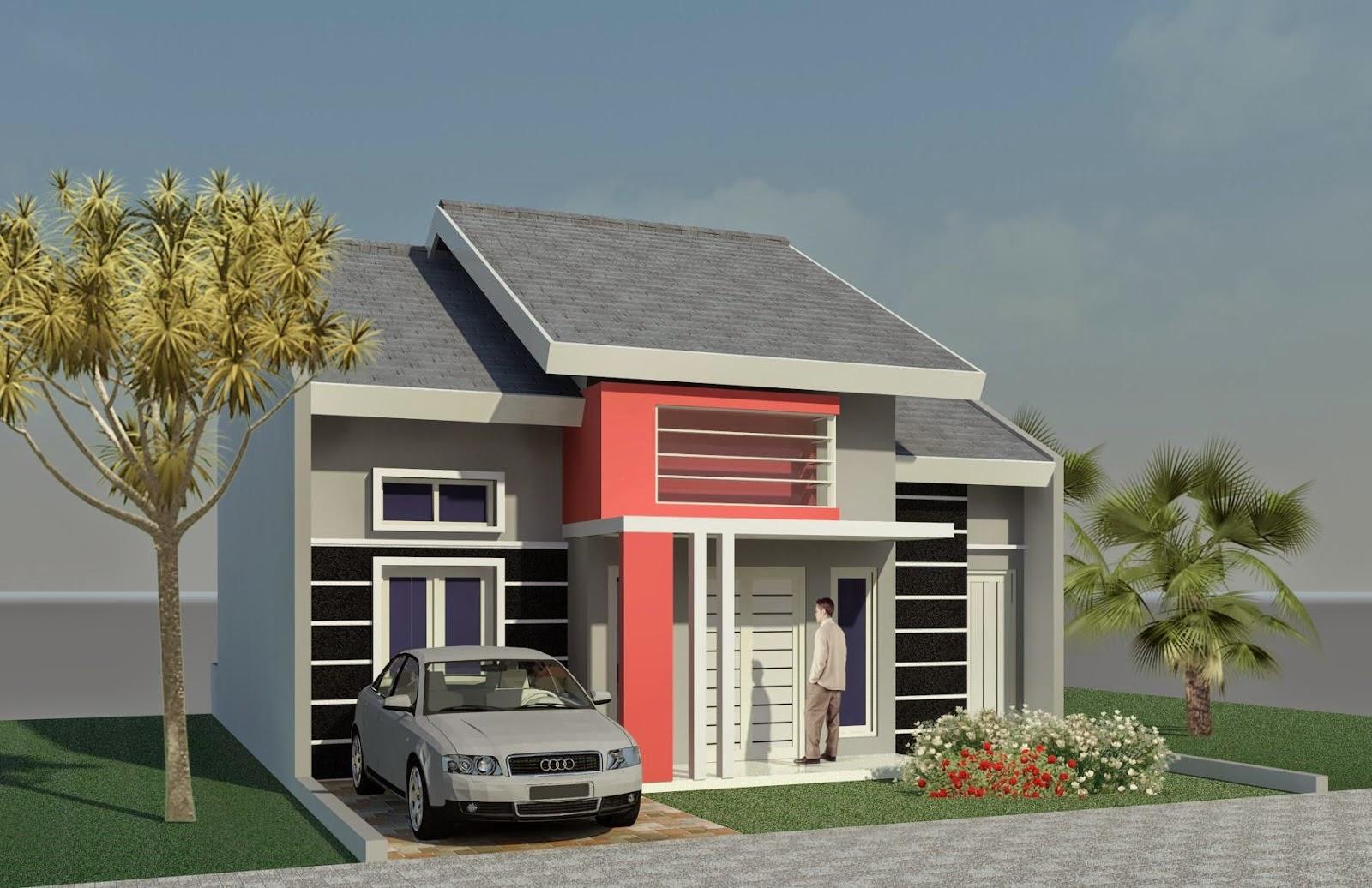 Model Rumah Minimalis Sederhana Type 21 | Desain Rumah ...