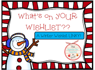 Wishlist Linky Party