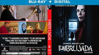 Haunted - Embrujada BluRay