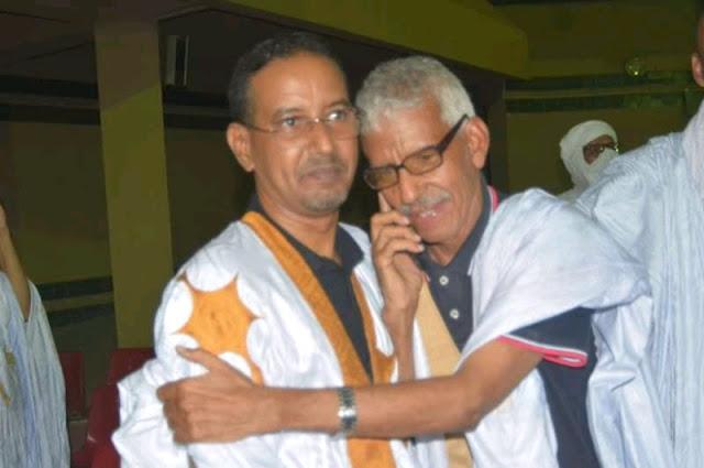 نواكشوط : فوز ذ. ولد أبتي بنقابة المحامين..