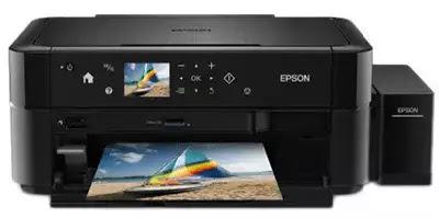 Epson L850 Printer Scanner Driver Download