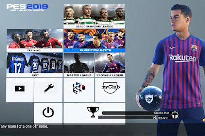 Free Download Patch for Update Game Pes 2010 Latest Version