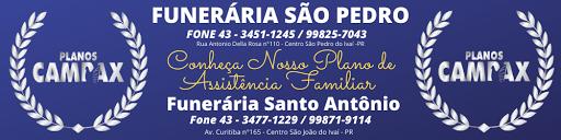 FUNERÁRIA SÃO PEDRO