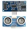 HCSR04-Ultrasonic Sensor | Code | Circuit | Pin configuration
