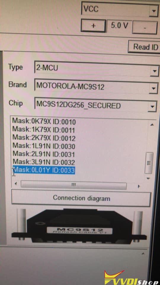 vvdi-prog-MC9s12DG256-3