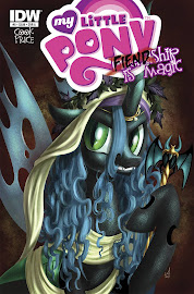 MLP Fiendship is Magic #5 Comic