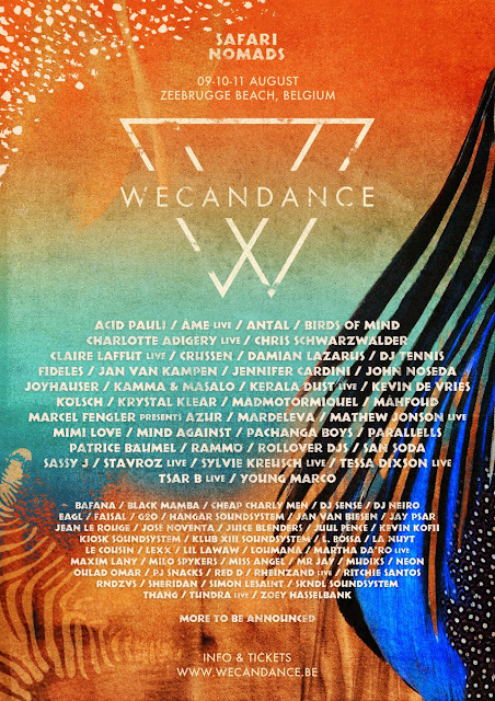 poster of we can dance festival 2019