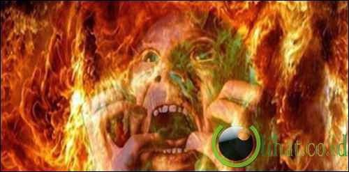 Ilmuwan Rusia mendengar jeritan dari neraka
