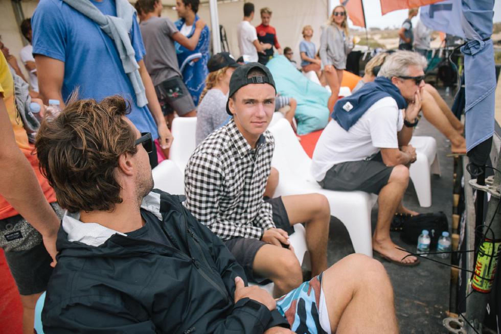 5 Competitors EUR Lanzarote Teguise 2015 Franito Pro Junior SL Gines Diaz
