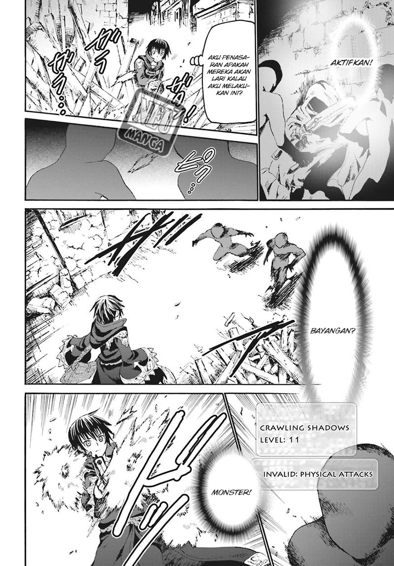 Baca Manga Death March Chapter 18 Bahasa Indonesia