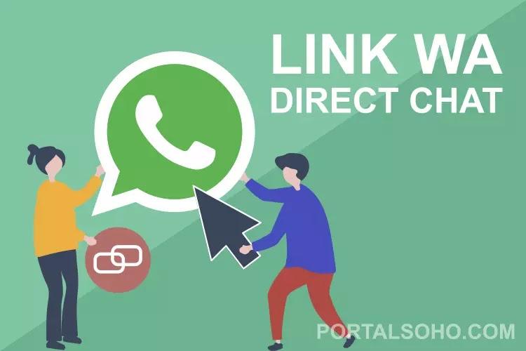 Cara Buat Link Chat Langsung WhatsApp Tanpa Simpan Nomor