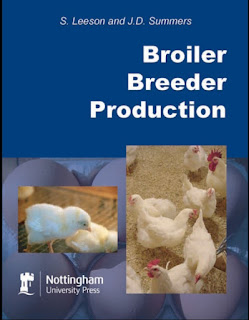 Broiler Breeder Production, Reprint Edition by S. Leeson, J.D. Summer