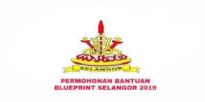 Permohonan Bantuan Blueprint Pembasmian Kemiskinan Selangor 2019