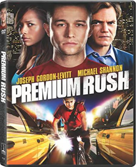 Premium Rush 2012 Dual Audio Hindi-English 480p BluRay 300MB ESub Download