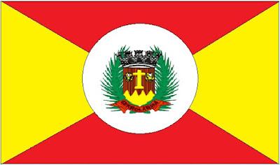 Foto da bandeira de serrolandia