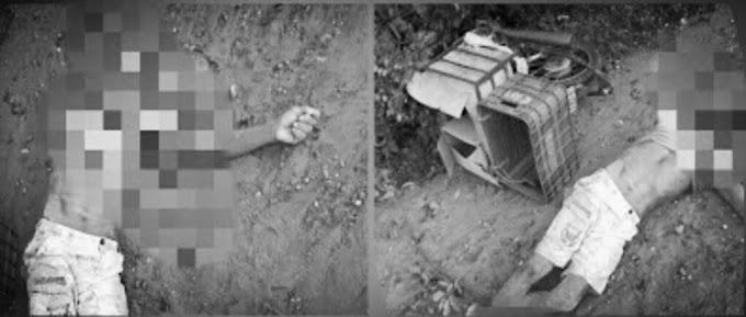 Homem é encontrado morto com marcas de tiros, na zona rural de Magalhães de Almeida (MA)