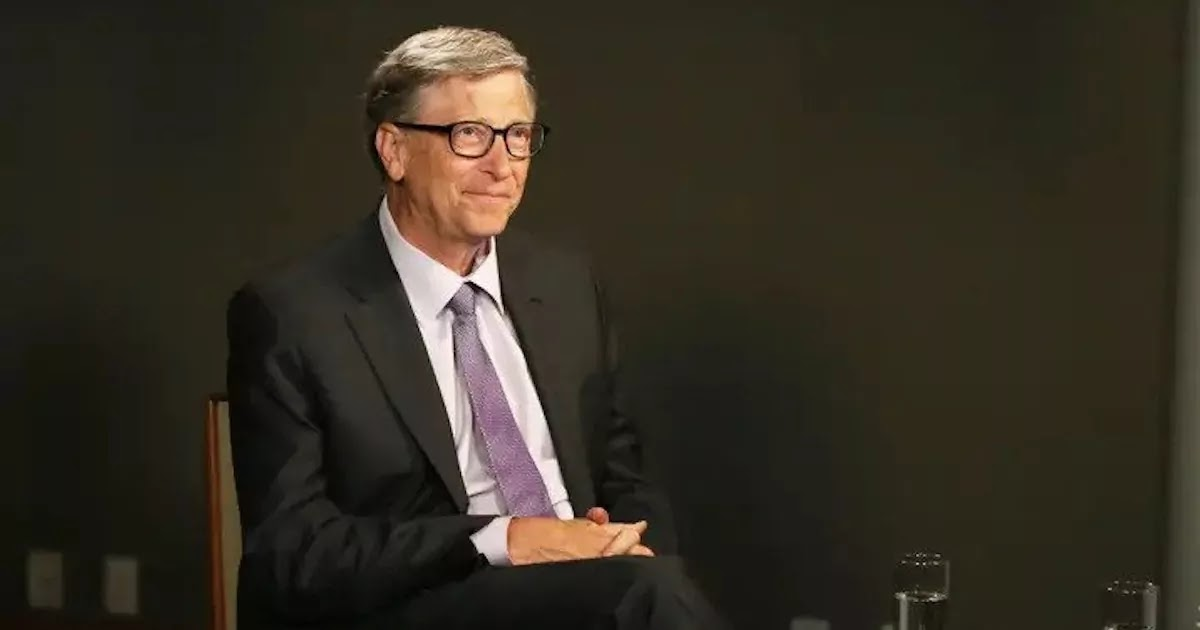 Bill Gates Warns That Bioterrorism And Climate Change Are The Next Two Threats To Humanity