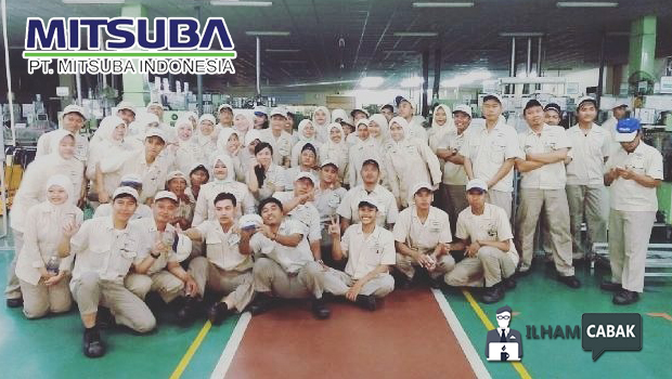 Lowongan Kerja di PT. Mitsuba Indonesia Tangerang Desember 2017