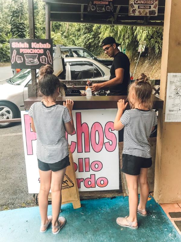 puerto rico travel diary, where to go in puerto rico, el yunque rainforest, north carolina blogger, best places to go in puerto rico, style blogger