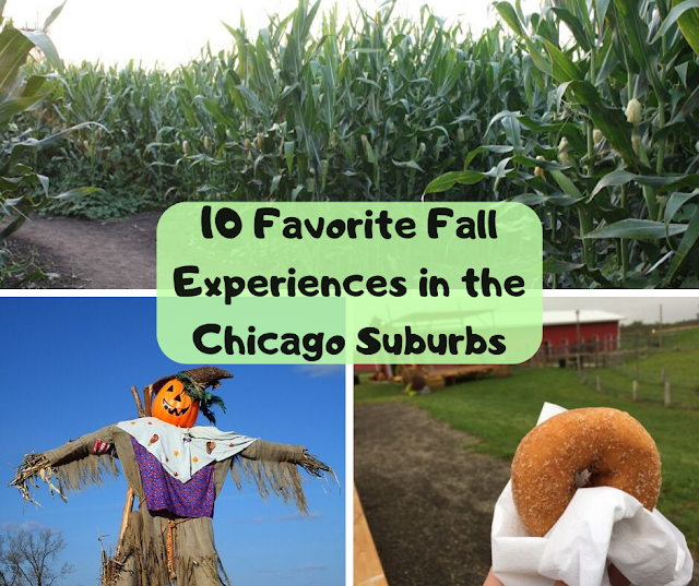 10 Favorite Fall Experiences in the Chicago Suburbs in 2019