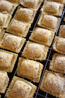 Baked Toasted Ravioli: Savory Sweet and Satisfying