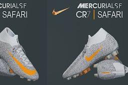 Nike Mercurial SF CR7 Safari - PES 2017/2019/2020