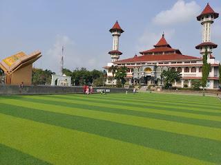 Alun-Alun Cianjur, Salah Satu Tempat Wisata Kebanggaan Warga Cianjur