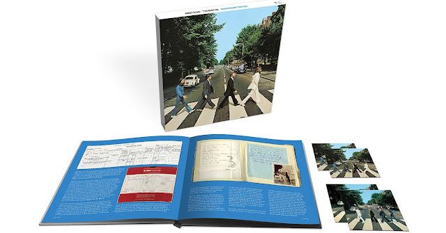 Resultado de imagem para O álbum Abbey Road, dos The Beatles, será relançado