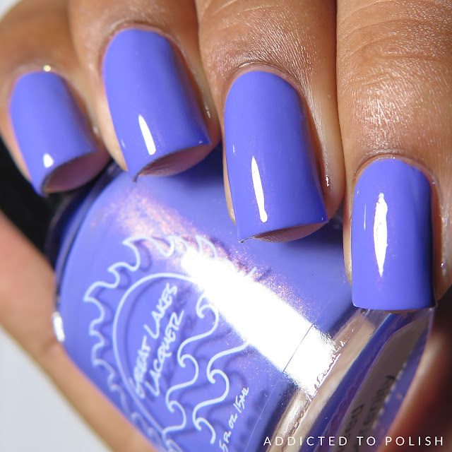 Great Lakes Lacquer I Need Serenity June 2016 limited editions