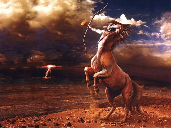 An odd numbered life...: half man half horse - photo#18