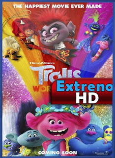 Trolls World Tour (2020) | DVDRip Latino HD GoogleDrive 1 Link