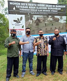 Wabup Sukabumi juga Perwakilan KPK Jabar hadiri Ulang Tahun IWO Yang Ke-8