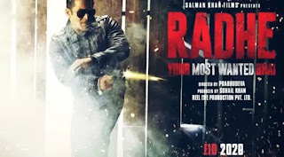 Salman Khan Action Film Radhe-Your Most Wanted Bhai Full Movie HD Quality Download In Tamilrockers