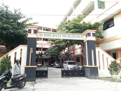 lowongan kerja menjadi Admin PPDB SMK Bani Muslim Pati. Kriteria